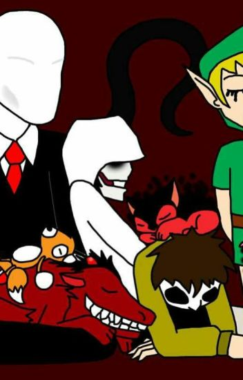 InSaNiTy (creepypasta x reader)
