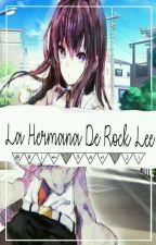 LA HERMANA DE ROCK LEE!!! ;Gaara  EDITADA by Min_Sam_Yi