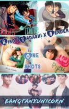 Hiro/Tadashi x Reader (One shots) by XxKrystalJeon28xX