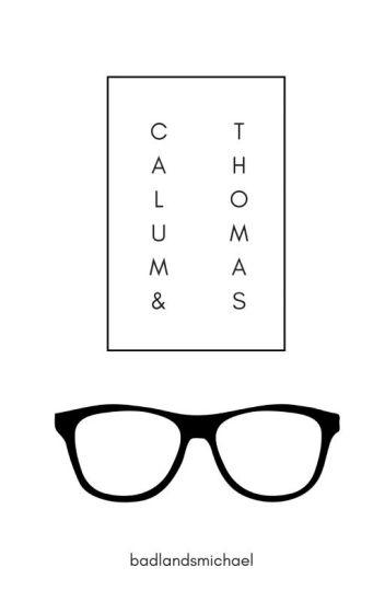 calum & thomas // cth