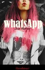 WhatsApp (Dean Ambrose) by RosarioAmbrose2