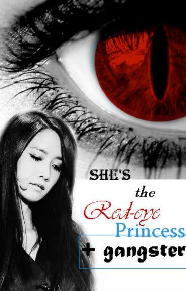 shes the red eye princess