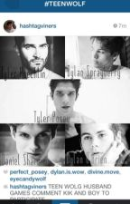 Teen wolf imagines by thebooklavor