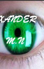 Alexander by nancymilena