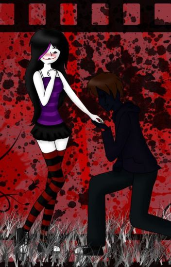 *eyeless jack x nina the killer*
