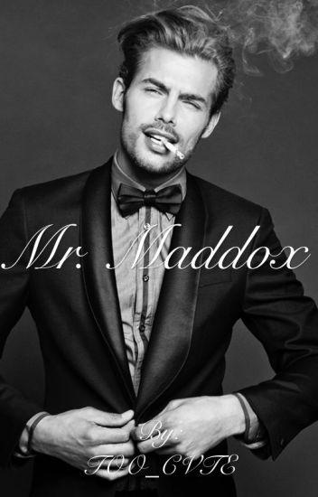 Mr. Maddox (PlusSize/BWWM)
