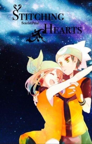 Stitching Hearts [Hoennshipping]