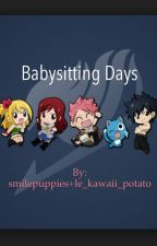 Babysitting Days ((fairy tail fanfic)) <collab> by smilepuppies