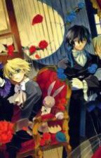 Pandora Hearts x reader! by brofist666
