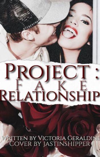 Project: Fake Relationship || Justin Bieber.