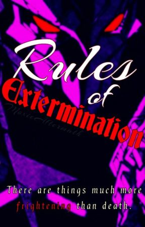 Rules of Extermination [Transformers] by MoxieAftermath