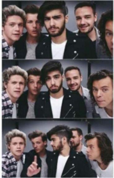 Los hermanos Hart (5 historias diferentes con One Direction)