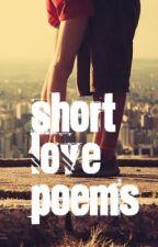 Short Love Poems by QuiteLovely
