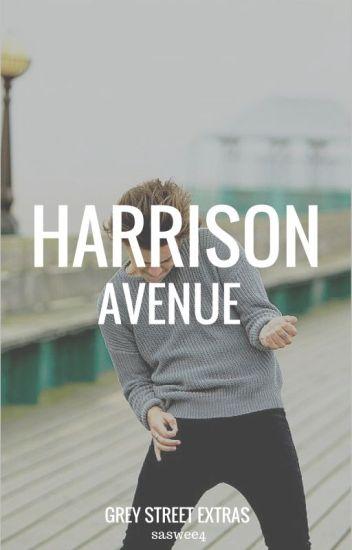 Harrison Avenue // H.S.