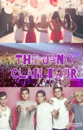 The Jano Clan tour (DISCONTINUED)