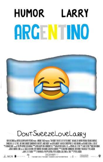 """""""Humor Larry Argentino"""" [TERMINADA]"""