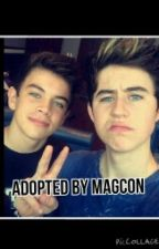 Adopted by Magcon by rihannagirl4274