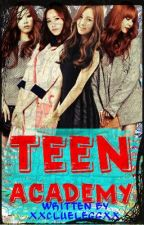 Teen Academy (School of Gangsters) by XxcluelessxX