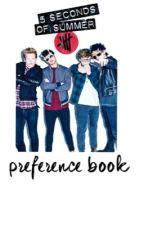 5SOS PREFERENCE BOOK by alexdelgaskarth