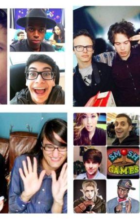 Youtubers Preferences/Imagines by XxVirtualSpiritxX