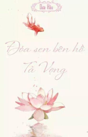 Đóa sen bên hồ Tả Vọng