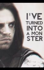 Monster (A Bucky Barnes fanfiction) by oliveoil1217