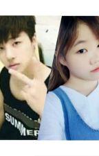 Destined to love (Kim Jinhwan) by izleenfaz