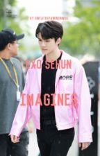 Exo Sehun imagines by sweaterpawwonwoo
