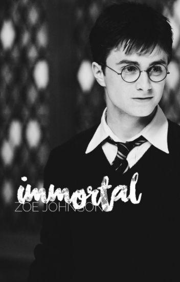 immortal → harry potter