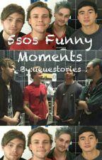 5SOS Funny Moments by Ilikeideasnotbands
