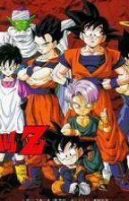 Dragon Ball Z:La vendetta di Yin by chiaratotaro58