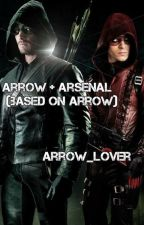Arrow + Arsenal  (based on arrow) by Arrow_Lover