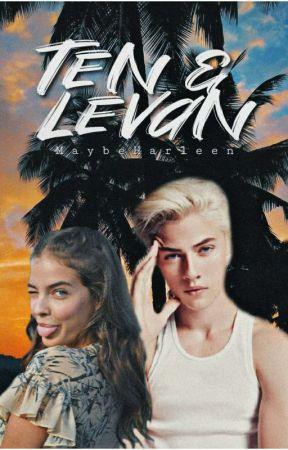 Ten & Levan by MaybeHarleen