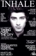 Inhale ~ A Zayn Malik Fanfiction (Russian Translation) by _ChubbyBunny_