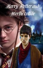 Harry Potter and Merlin Collide by EmmaWilliams66
