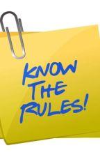 That One Rule by SprinkleUnicorns
