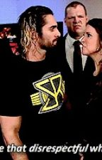 seth rollins daughter by stan2013