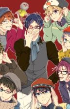Free! x Reader by Gotham_Girl77