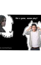 Like a game, wanna play? by karolina1410