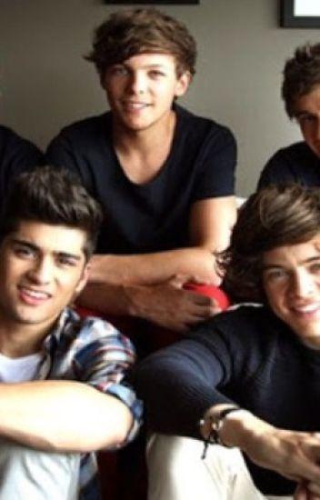 One Direction (Spanking fic -português)