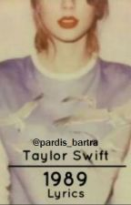 Taylor swift 1989 by pardis_bartra