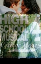 High School Musical 4 : College Years (Zanessa and Troyella fanfic) ON HOLD by Star-Halo