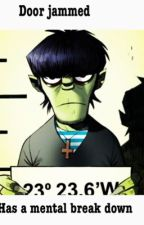 Ask murdoc niccals by TiaCork
