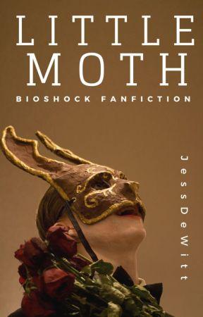 Little Moth (Sander Cohen) - BioShock Fan Fiction by JessDeWitt