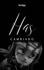 Sendokai - Has Cambiado. by RusherKaren