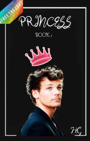 Princess Louis /Larry mpreg au./ Edited
