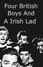 Four British Boys And A Irish Lad by _unicorn_ish_