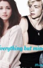 Everything But Mine by phandilising