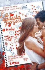 La apuesta perfecta {En edición}  by Melgo7