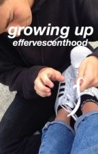 growing up || a.i. by effervescenthood